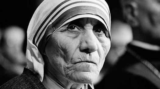 マザーテレサ 名言格言言葉