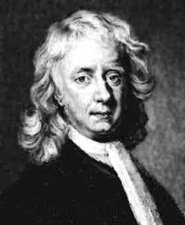 ニュートン 名言格言言葉